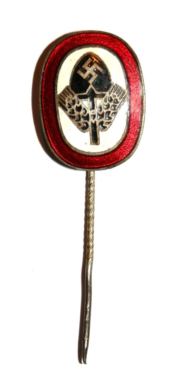 Reichsarbeitsdienst (RAD) Pin