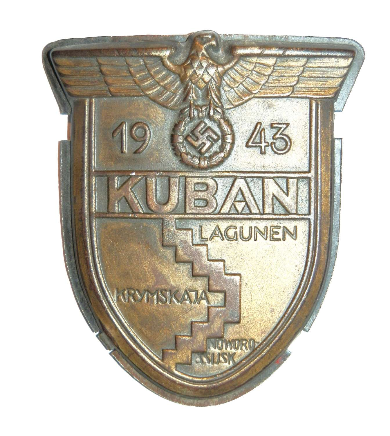 Kuban Shield , Luftwaffe, WH (Heeres, Waffen).