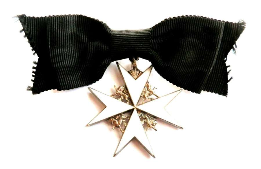The Order of St John of Jerusalem, Ladies Award.