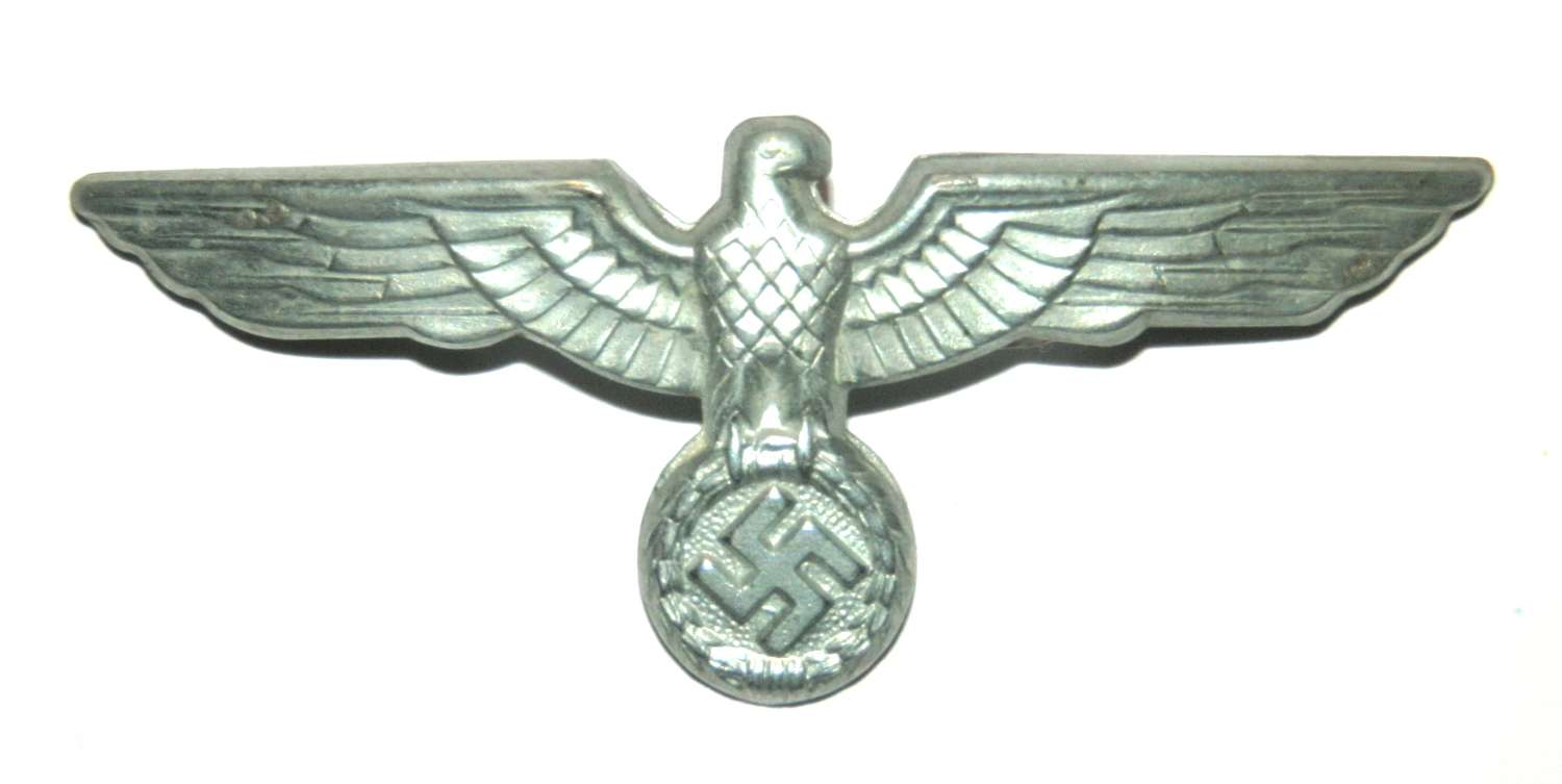German Army Wehrmacht Officers Cap Eagle.