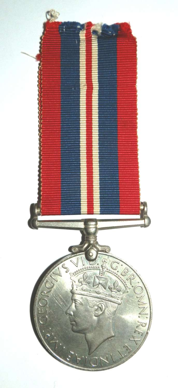 1939-45 War Medal.