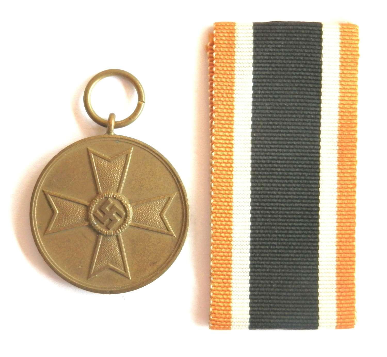 War Merit Medal.