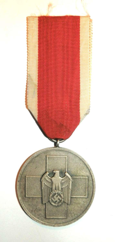 'Deutsche Volkspflege', Social Welfare Medal.
