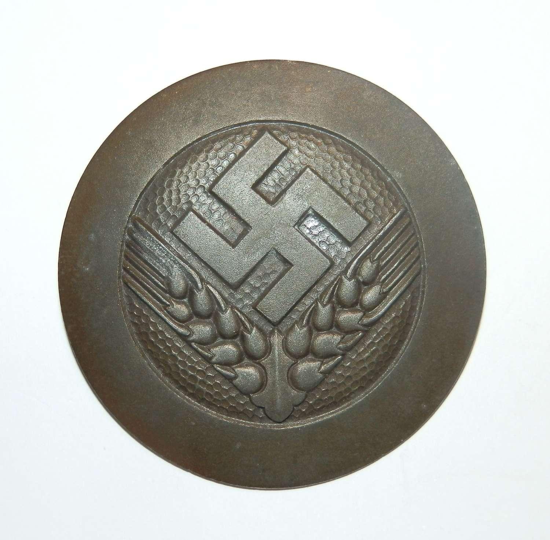 'RADwJ' 'Dienstbrosche' Service Badge (Women's Labour Service.).