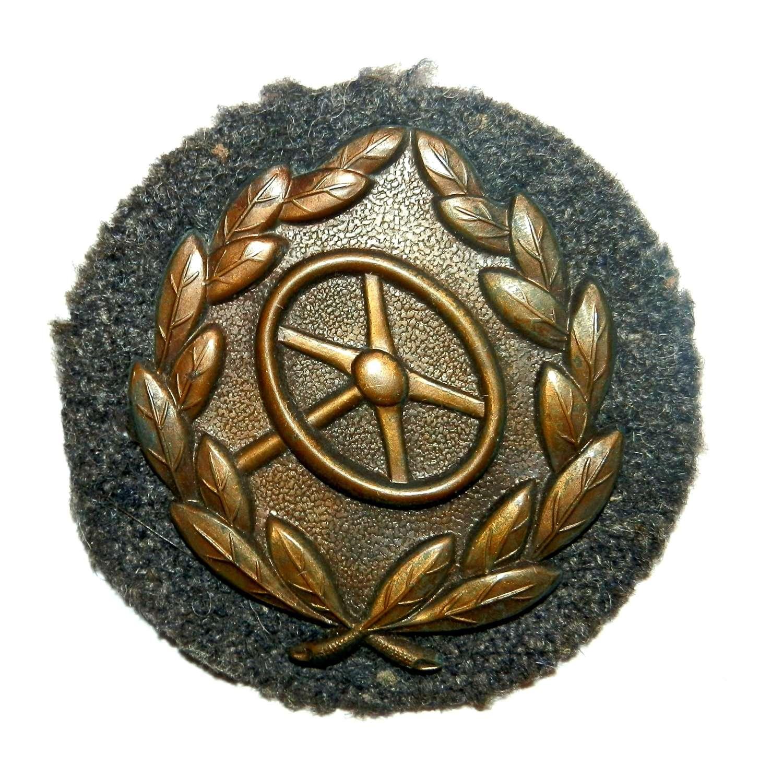 """Driver's Proficiency Badge """"Kraftfahr-Bewährungsabzeichen""""."""