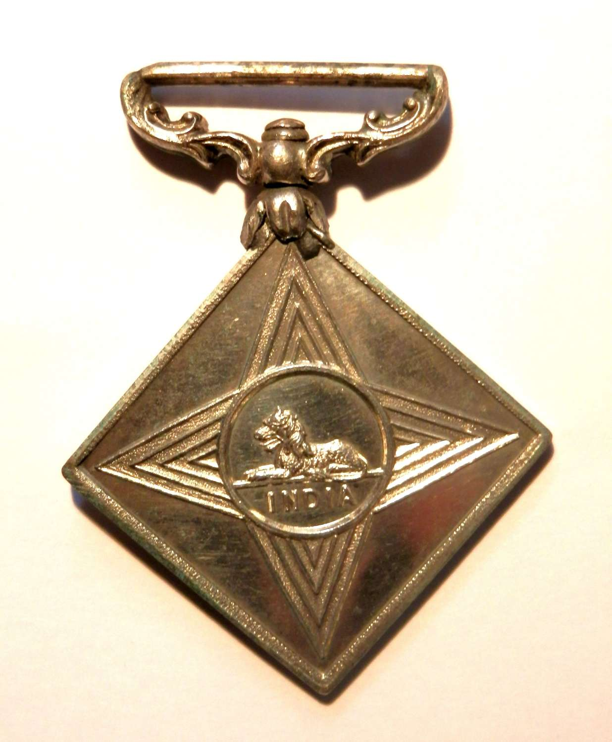 Army Temperance Medal India Association.