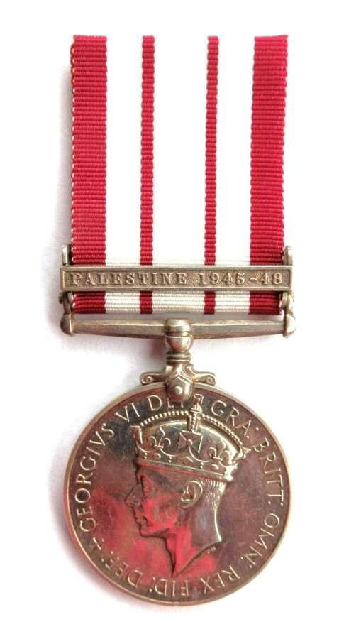 Naval General Service 09-62. P.L. Flinn. Engineer Artificer 4. R.N.